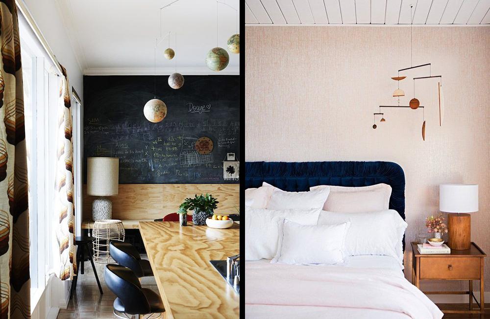 la fabrique d co mobiles et suspensions une d co accroch e au plafond. Black Bedroom Furniture Sets. Home Design Ideas
