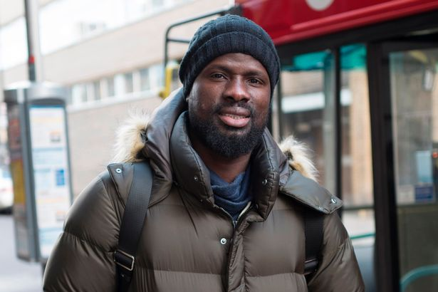 Video: Sad story of  former Arsenal star, Emmanuel Eboue who now hides from bailiffs and sleeps on a friend's floor