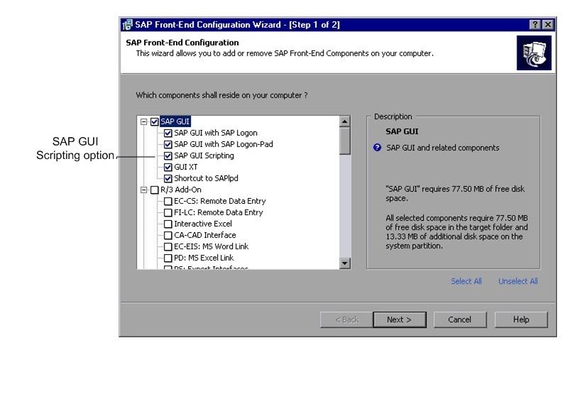 Sap gui scripting windows 7
