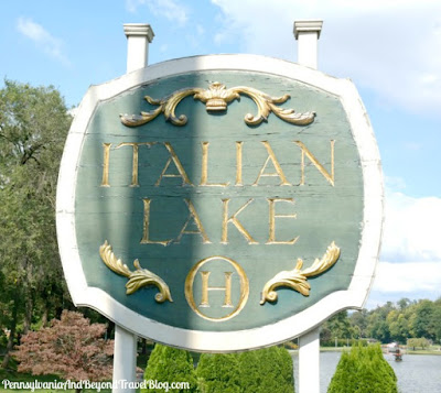 Italian Lake in Harrisburg Pennsylvania