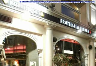 Restaurante italiano cercano a Piccadilly Circus