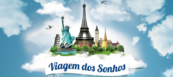 Promoção Viagem dos Sonhos 2015