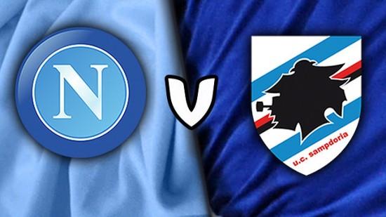 Prediksi Pertandingan Liga Italia Napoli vs Sampdoria