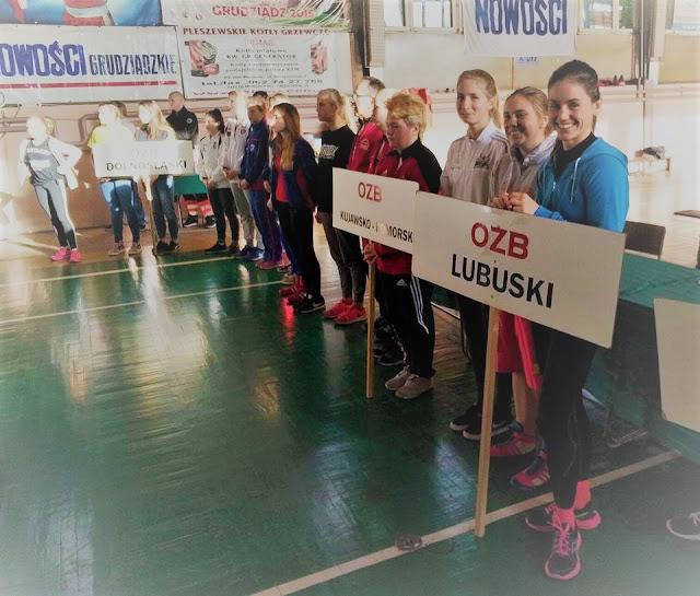 """Kobiety w SKF """"BOKSING"""" Zielona Góra w akcji! MMP Kobiet w Boksie, Grudziądz 2017!"""