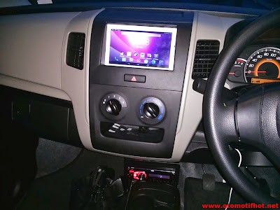 Model Interior karimun Wagon R