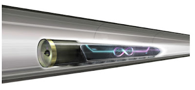 Hyperloop: El transport del futur