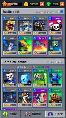 Download Craft Royale – Clash of Pixels Apk v2.29 (Mod Money)