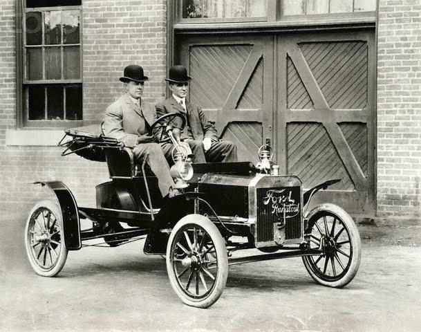 history of ford motor company ppt. Black Bedroom Furniture Sets. Home Design Ideas