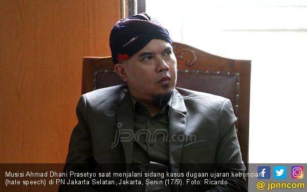 Heboh Kasus Prostitusi Online, Ahmad Dhani Bilang Begini