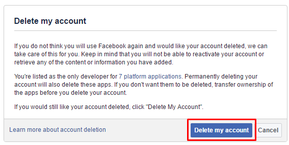 How to Temporarily Deactivate Facebook Account | Deactivate My Facebook