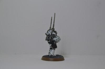 Luna Wolf Master of Signals