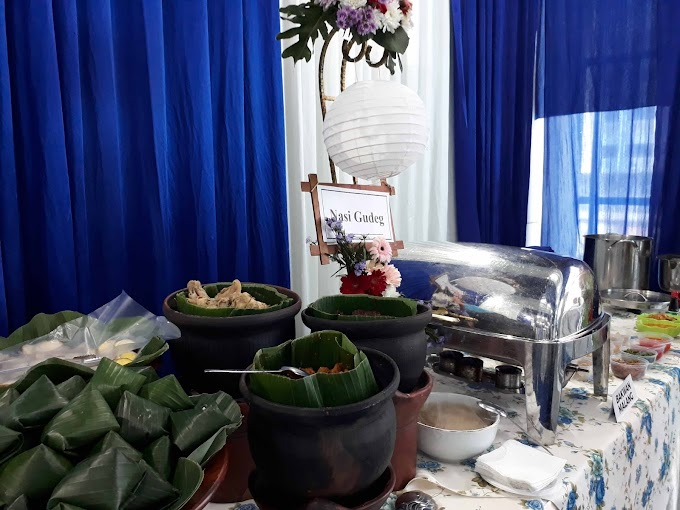 Green Pramuka Hadirkan Magnolia Fiesta Festival Jajanan Kampoeng Nusantara