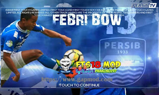 FTS 18 Mod by Andri Apk + Data Obb