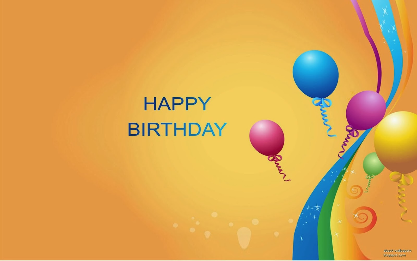 Unique collection of happy birthday cards with sms and - Happy birthday card wallpaper ...