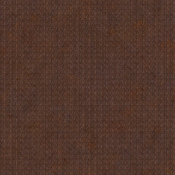 background pattern of dark brown rough fabric