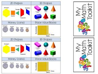 Math Toolkit: FREEBIE