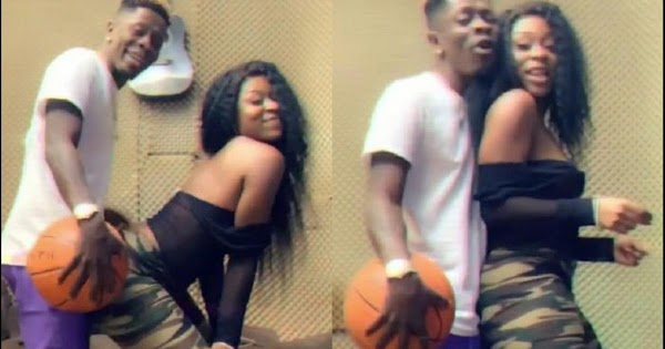 Video : Shatta Wale Gifts Efia Odo $40,000 As Birthday Gift