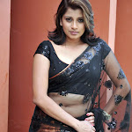 Nadeesha Hemamali Hot N Spicy Stills In Saree
