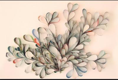Inspirasi Hiasan Dinding  Dari Kertas Yang Membuat Anda  Kerasan Di Dalam Kamar 11