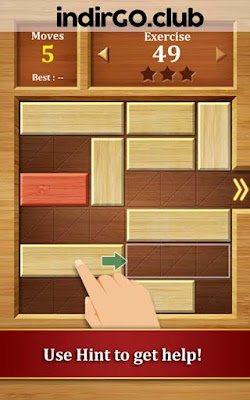 move the block hile apk