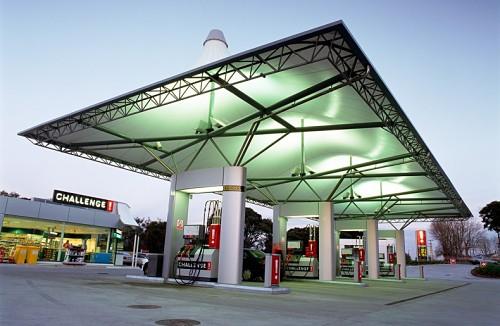 Challenge! es la gasolinera más barata de Nueva Zelanda