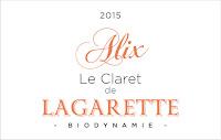 cuvée atlantique du château Lagarette