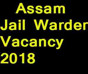 assam jail warder 2018