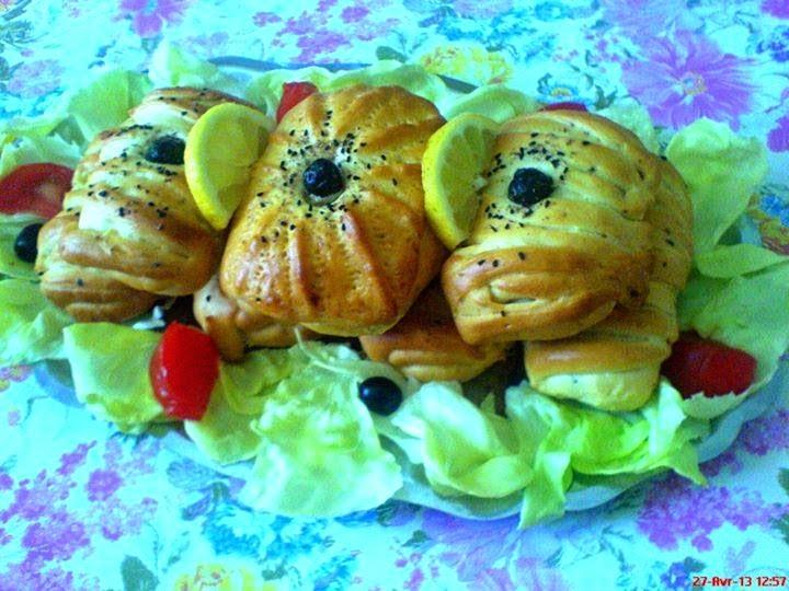 Recette des petits pains à la viande hachée