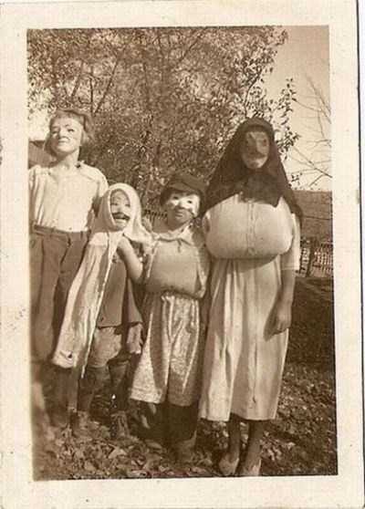 Ghost Hunting Theories: Vintage Halloween Costumes and ...