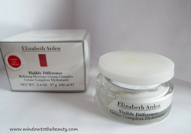Elizabeth Arden face cream