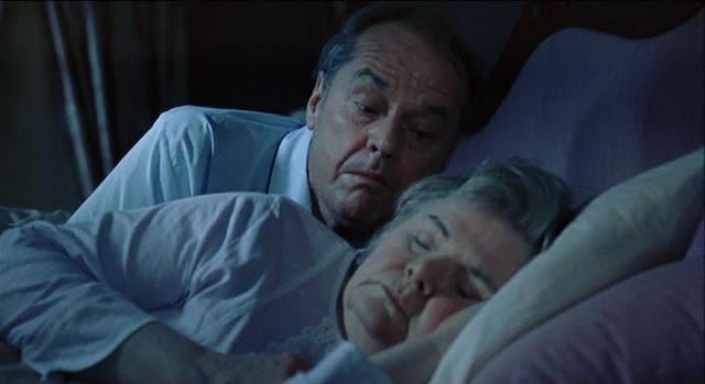 Джеку Николсону 81 год. 10 лучших фильмов. «О Шмидте», 2002. Джек Николсон и Джун Скуиб