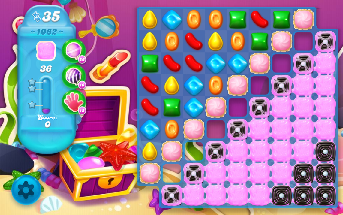 Candy Crush Soda Saga 1062