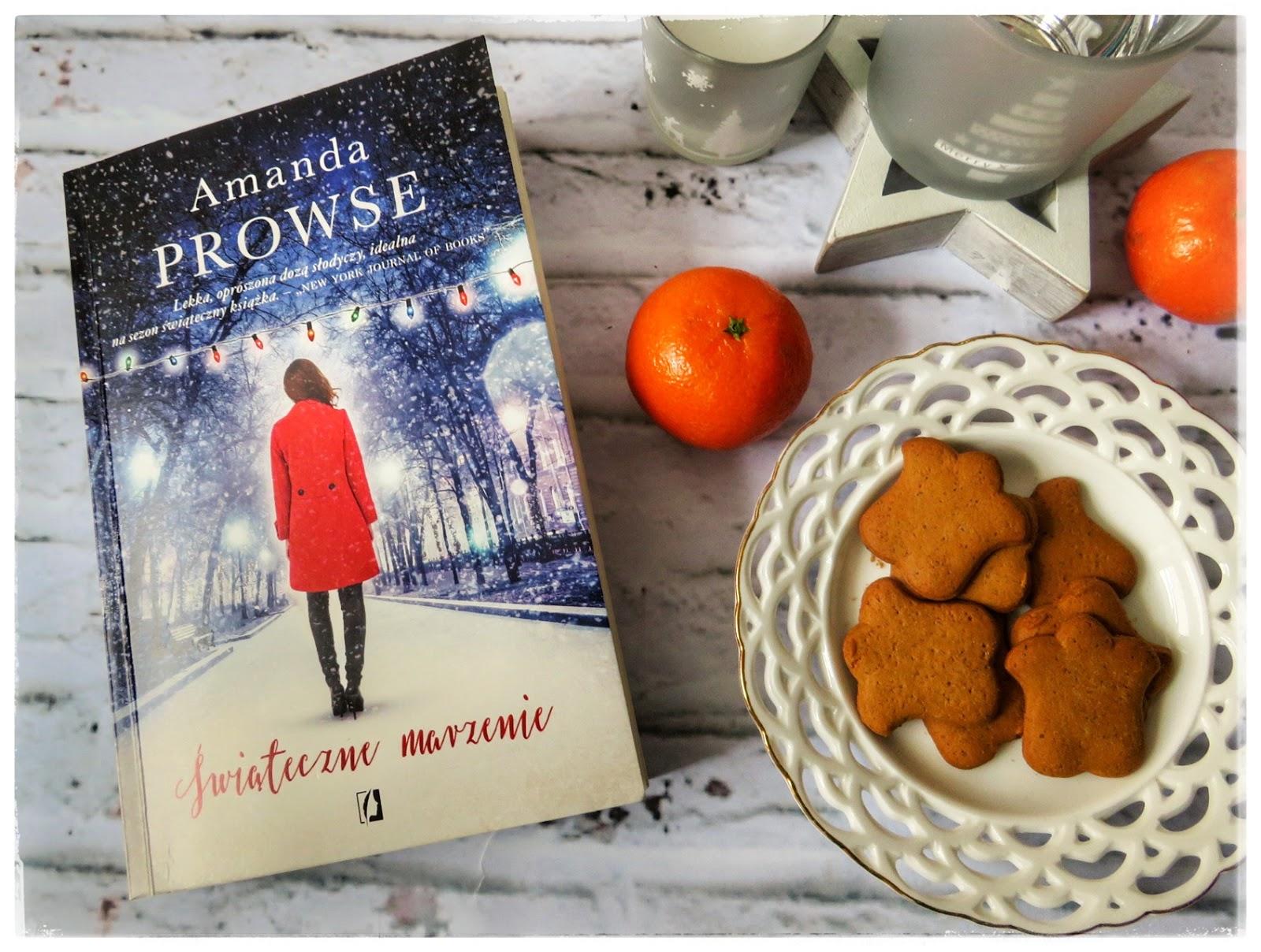 Świąteczne marzenie Amanda Prowse - recenzja