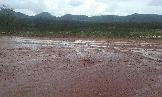 Chuva volta cair e traz alegria à população da comunidade de Formigueiro