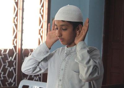 Cara melakukan niyat untuk melaksanakan sholat