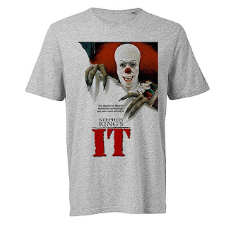 Stephen King, It, Pennywise, T Shirt, Stephen King T Shirts, Stephen King Store