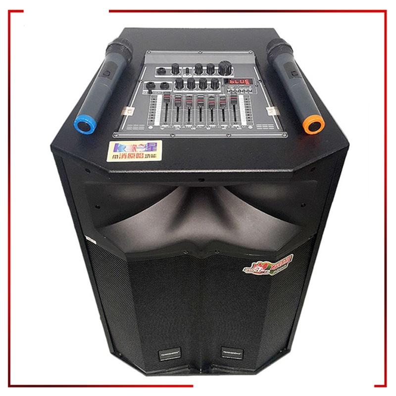 4700k - Loa kéo 5 tấc Temeisheng QX15-18 2 mic, equalizo 7 nút giá sỉ và lẻ rẻ nhất