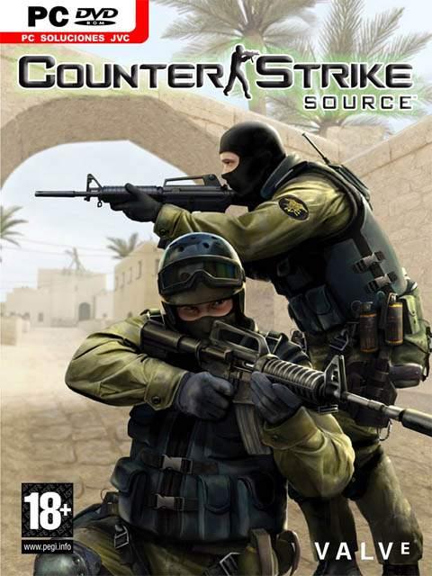 تحميل لعبة Counter Strike Source مضغوطة كاملة بروابط مباشرة مجانا