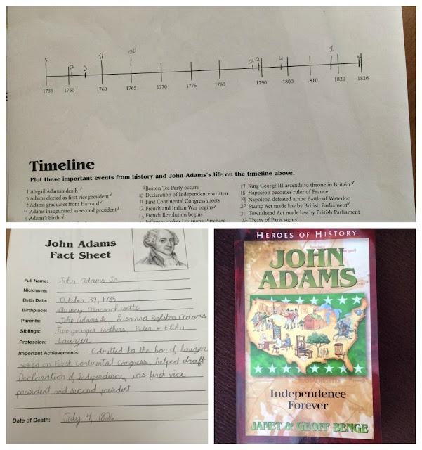 YWAM Publishing: Heroes of History - John Adams