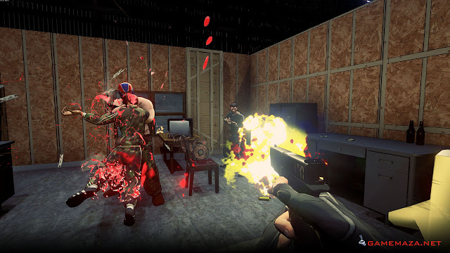 RICO Gameplay Screenshot 2