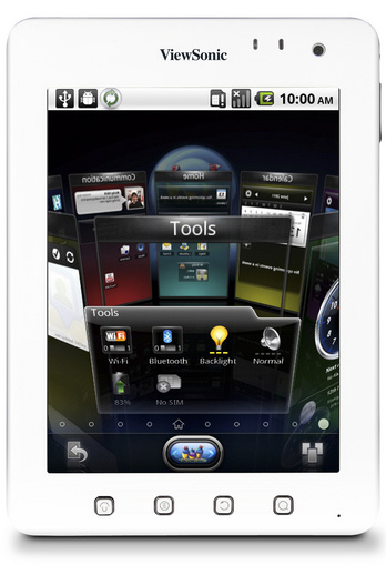 ViewSonic ViewPad 7e - Video Review
