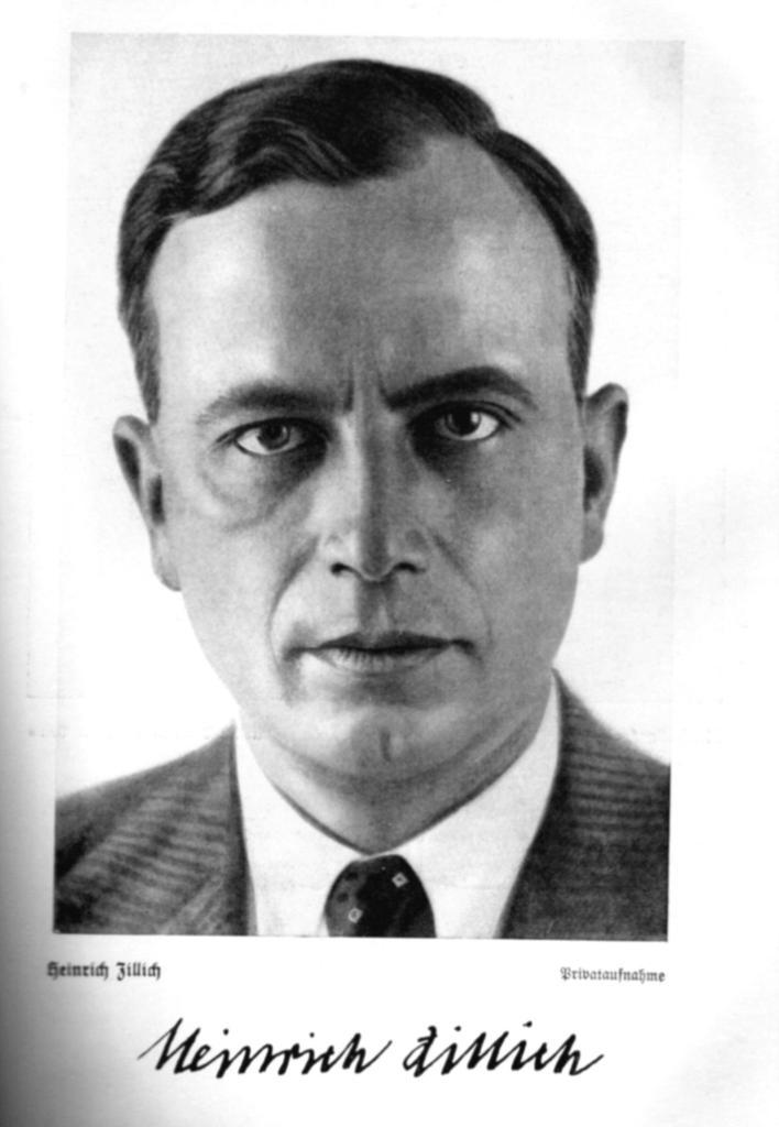 Heinrich Zillich