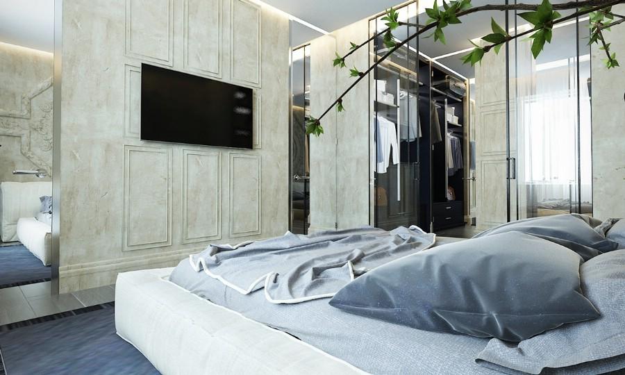 Design interior vila stil modern Bucuresti - Ameanajari interioare case