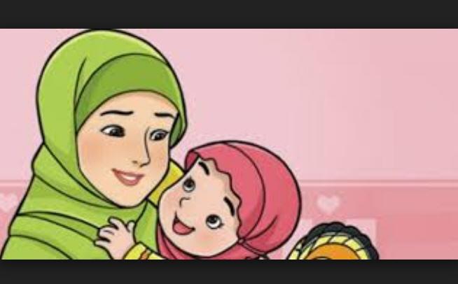 9000 Gambar Kartun Muslimah Ibu Rumah Tangga Gratis Terbaru