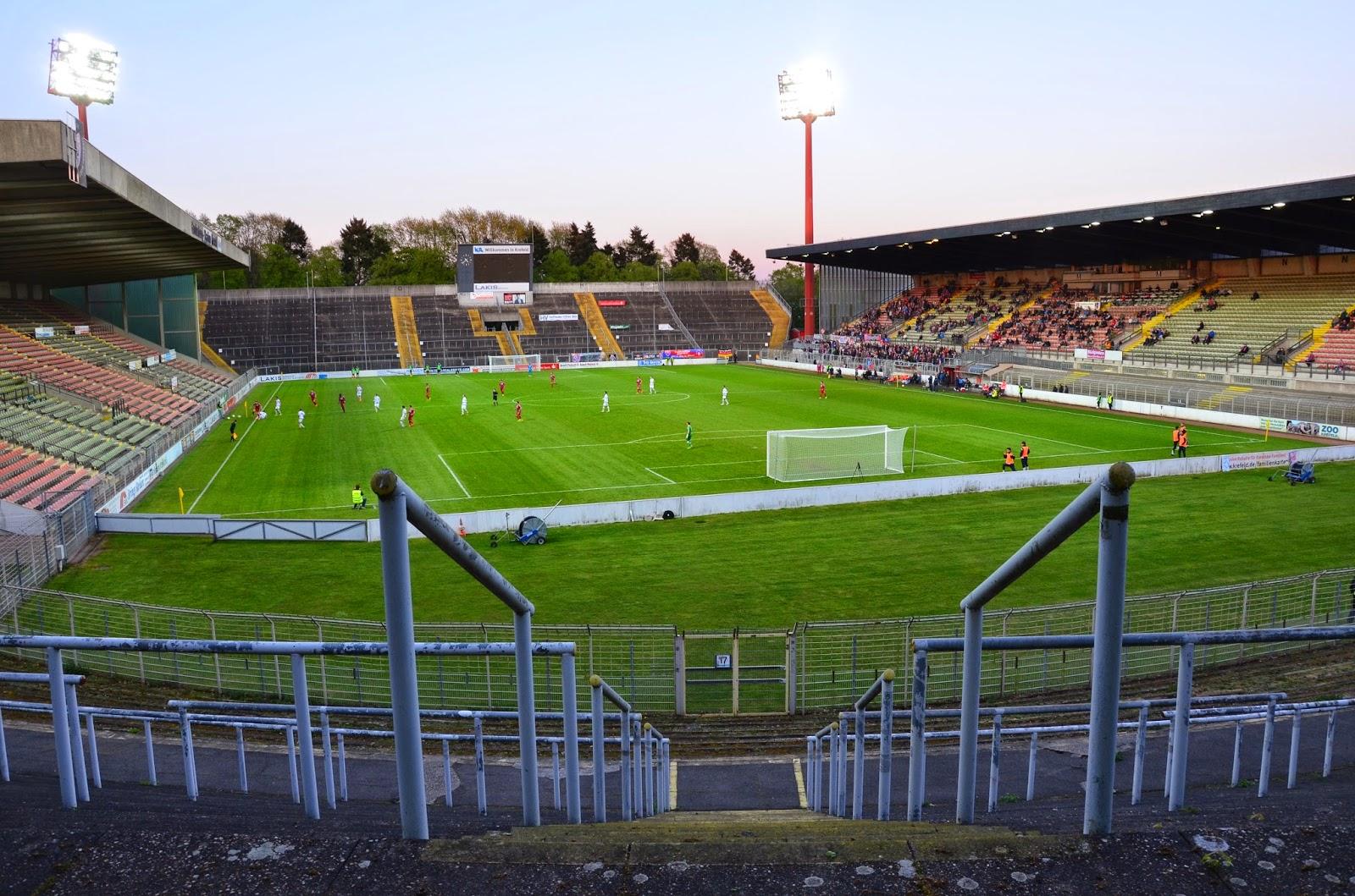 Extreme Football Tourism: FR GERMANY: Bayer 05 Uerdingen ...