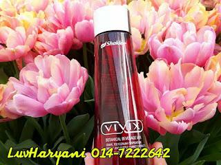 Vivix Membantu Untuk Kulit Cantik, Melawan Penuaan