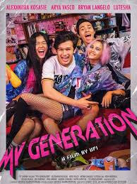 Download Film Indonesia Terbaru My Generation 2017 Full Movie