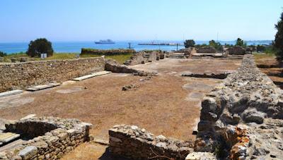 Πύργος:Ο Ναμπίλ Μοράντ για το αρχαίο λιμάνι της Γλαρέτζας