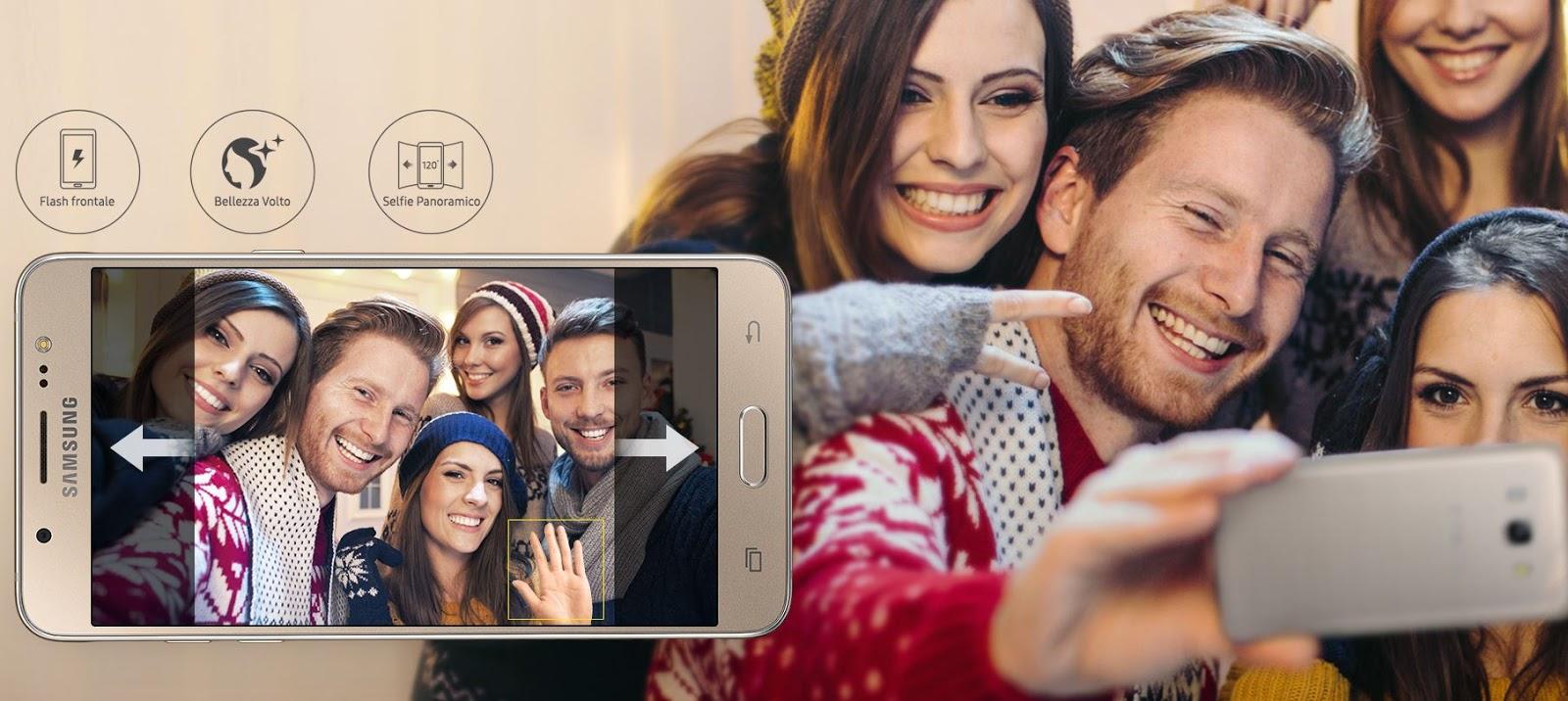 Samsung Galaxy J5 (2016): Scheda tecnica e Prezzo
