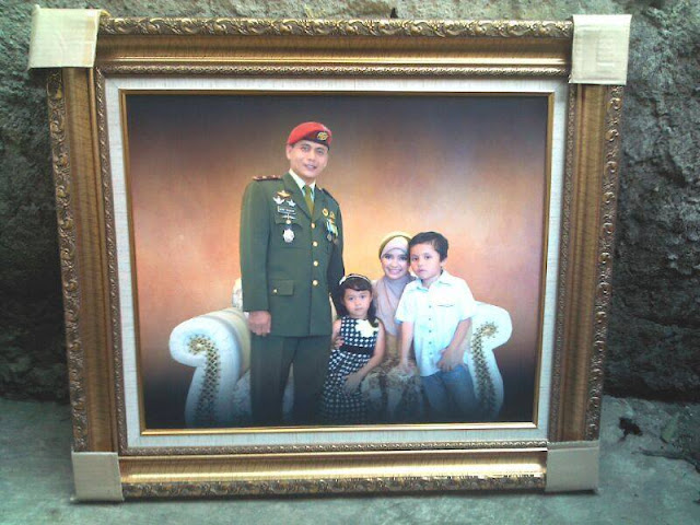 photo keluarga frame